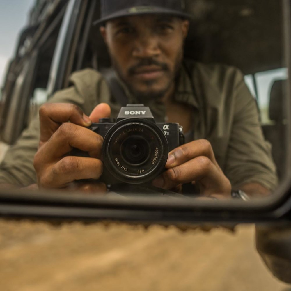 ERIC BERRY - Berry is an Los Angeles based portrait and travel photographer who traverses the globe, capturing anything that excites him with his earthy and cinematic flair.