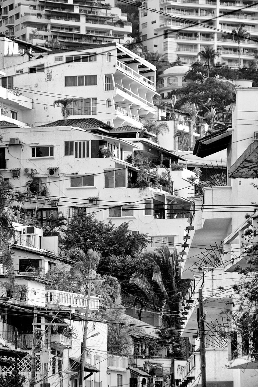 Cubist Hillside