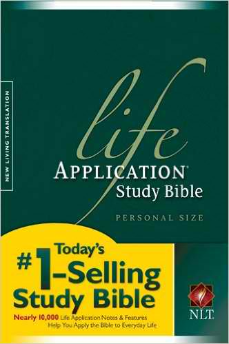 Life Application Study Bible NLT, Personal Size.jpg