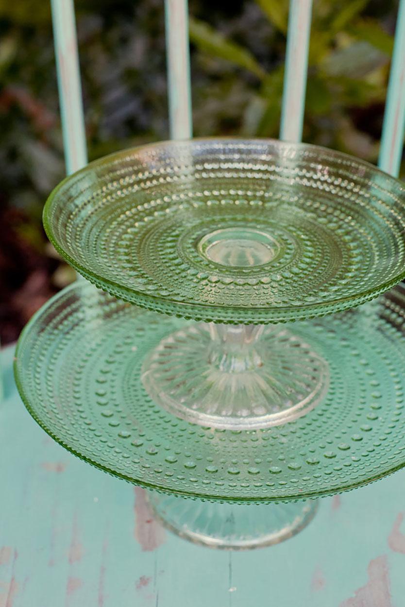 Green Glass - Sml, Med
