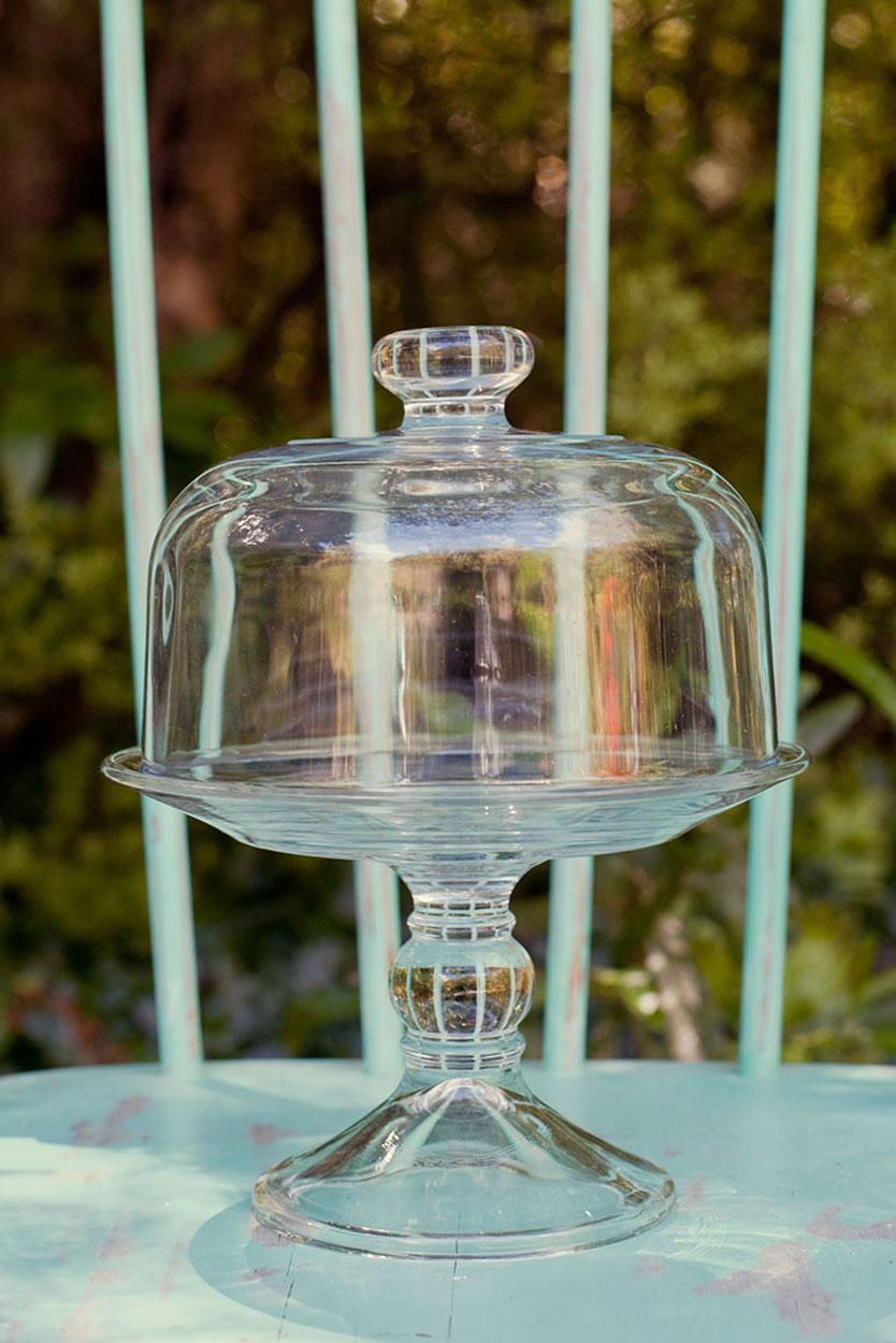 Glass Dome Stand - SML