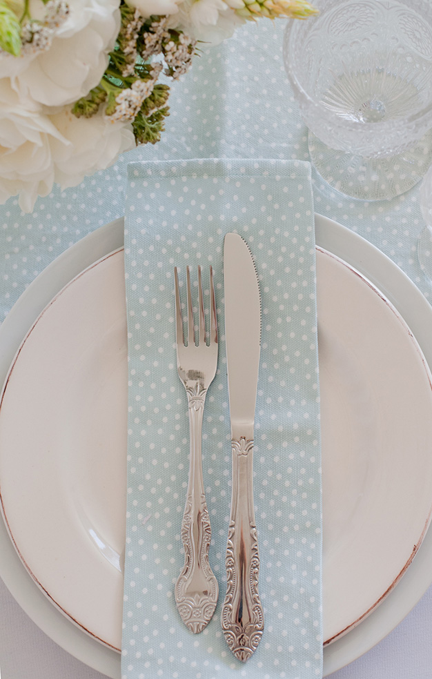 Mini Polka Dot Napkin