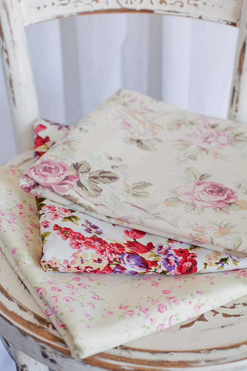 Floral Table Cloths