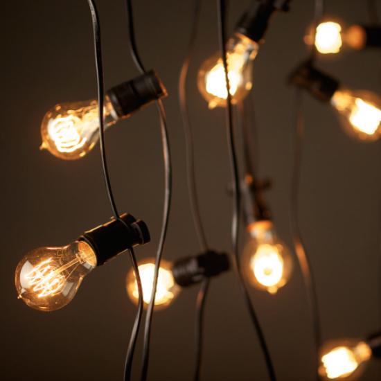 Festoon Lights 10m & 20m