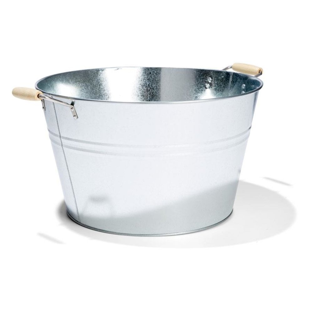 Tin Drinks Tub