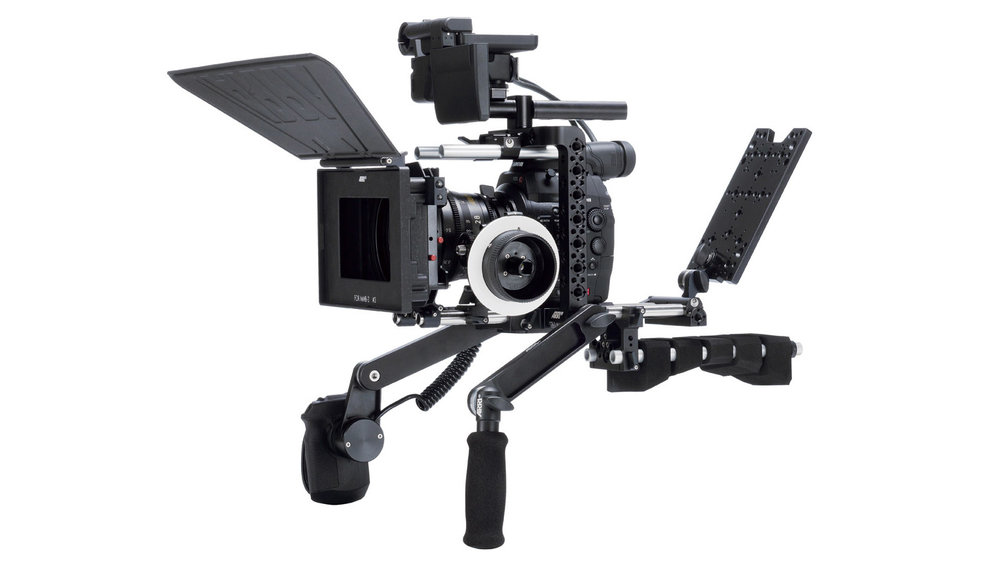Canon c300 - Super 35 Sensor (1080)EF or PL Mount2 XLR Inputs