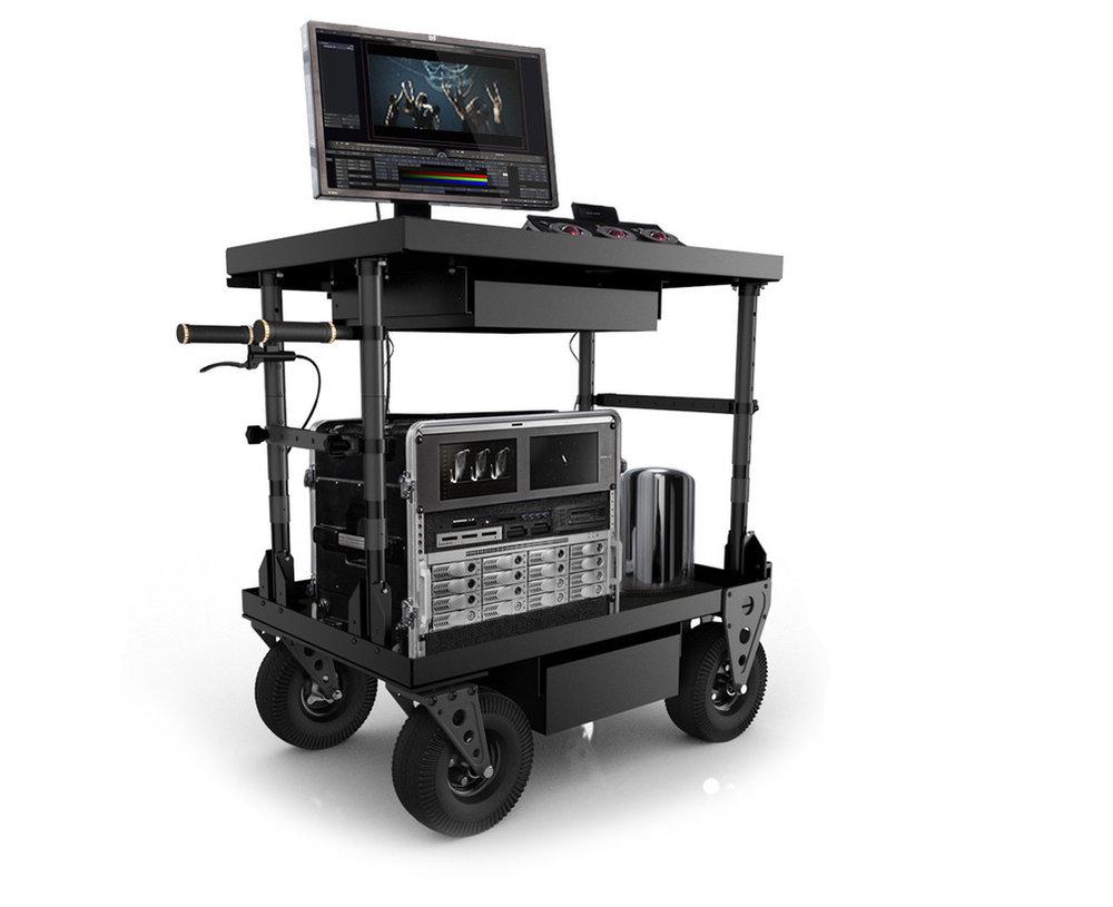 Inovativ dit cart - $100/dayDIT WorkstationReview and grade footage, on setRangle media, backup and store safely