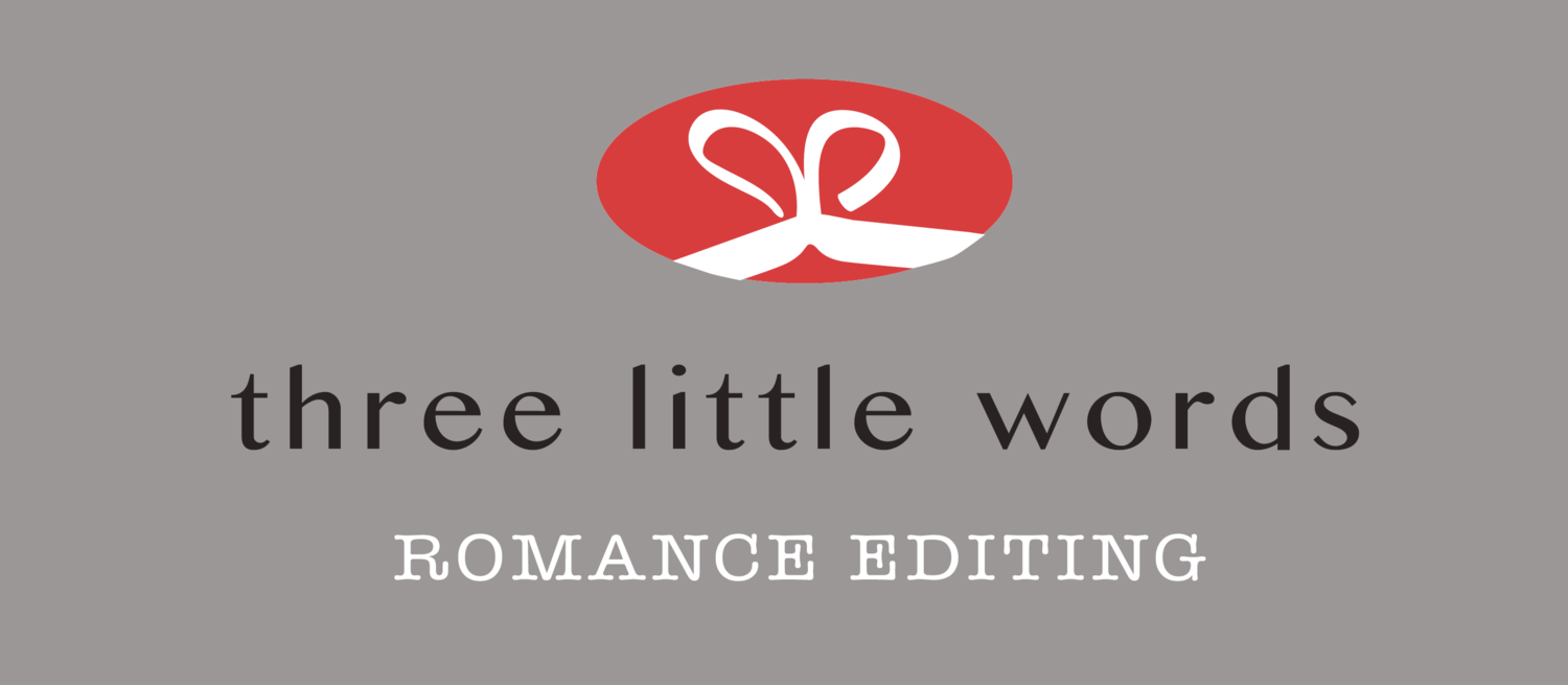 Three Little Words Romance Editing