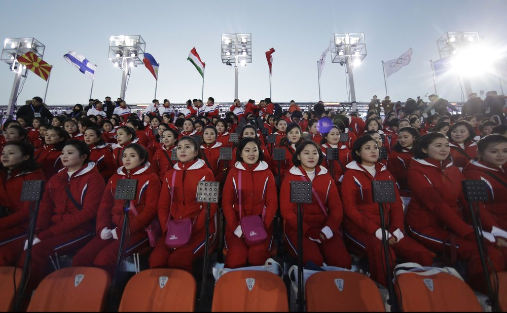 High Hopes and Concerns for Pyeongchang 2018 Winter Olympics (Women's Wear Daily) -