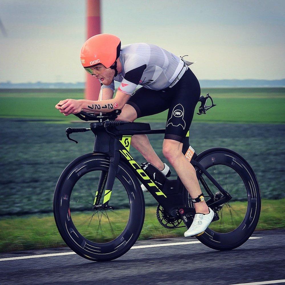 Philipp Herber, Sieger Challenge Almere MD: 4:02h