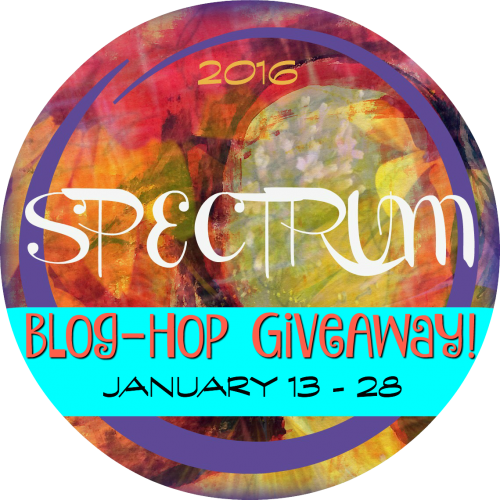 Spectrum Blog Hop GIVEAWAY & Newsletter Sign Up