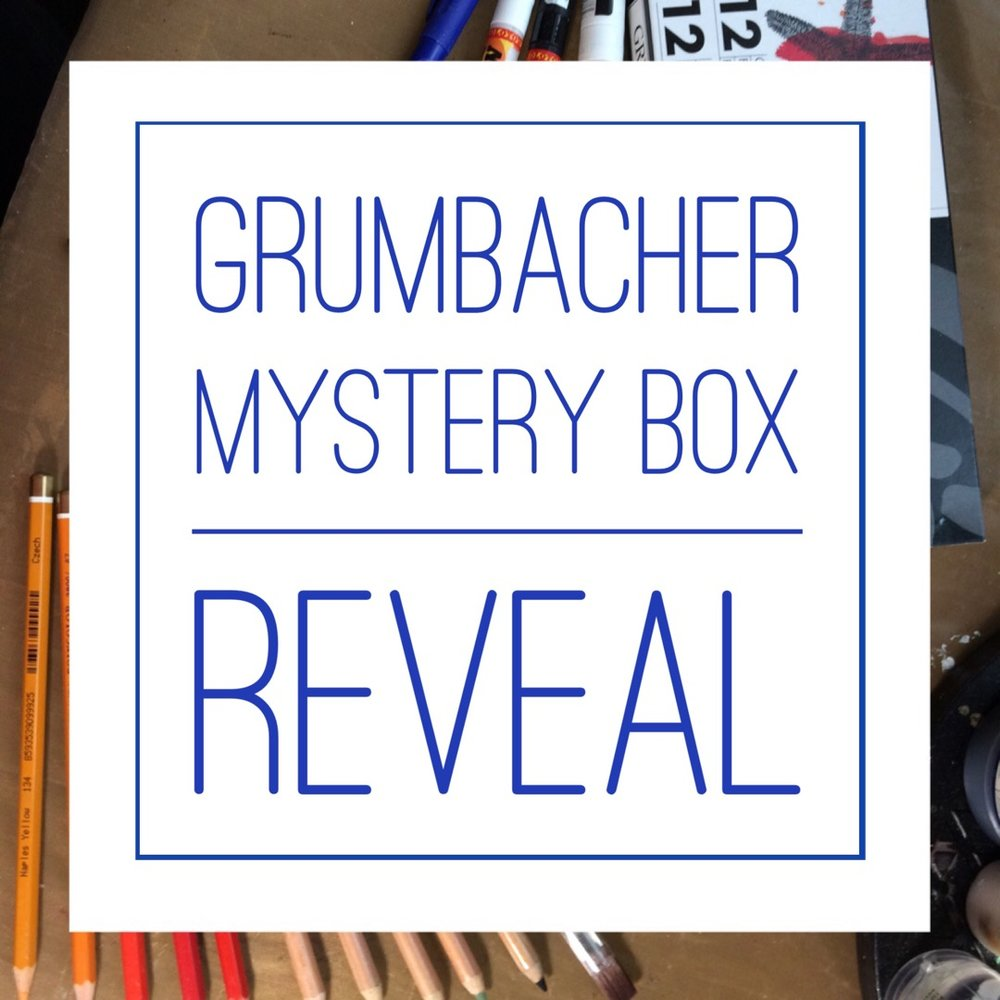 Grumbacher Mystery Box Giveaway