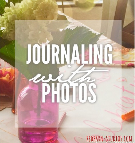 Journaling with Photos