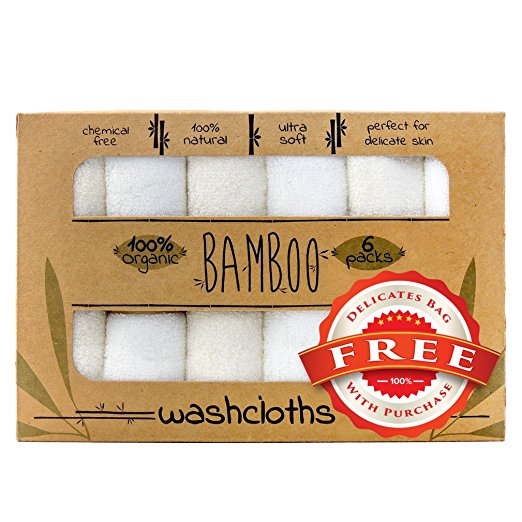 Bamboo Washcloths