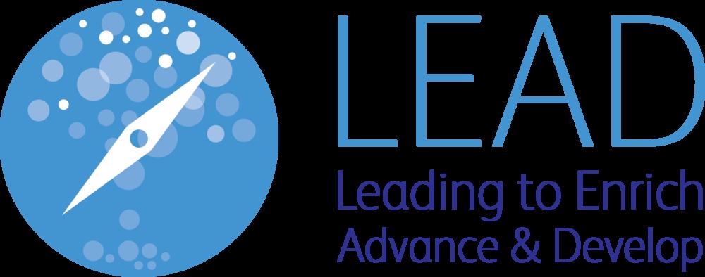 LEAD Leading to Enrich, Advance & Develop Logo.png
