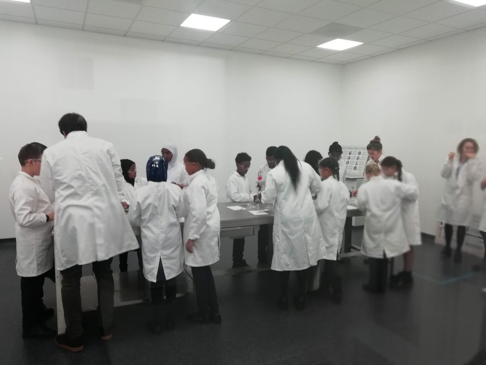 Being scientists at Unit DX