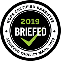 GDPR Certified Barrister Badge 200x200