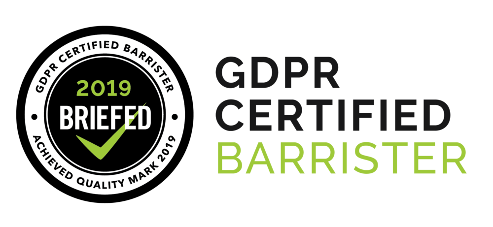 Briefed is the exclusive GDPR Training Partner for the Bar Council of England and Wales. - Speak to us today about our barristers and chambers GDPR training and certifications - hello@briefed.pro or 02890 446780