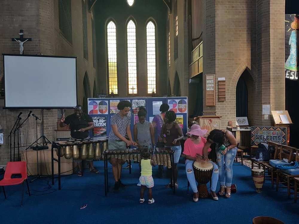Marimba Workshop Southend On Sea