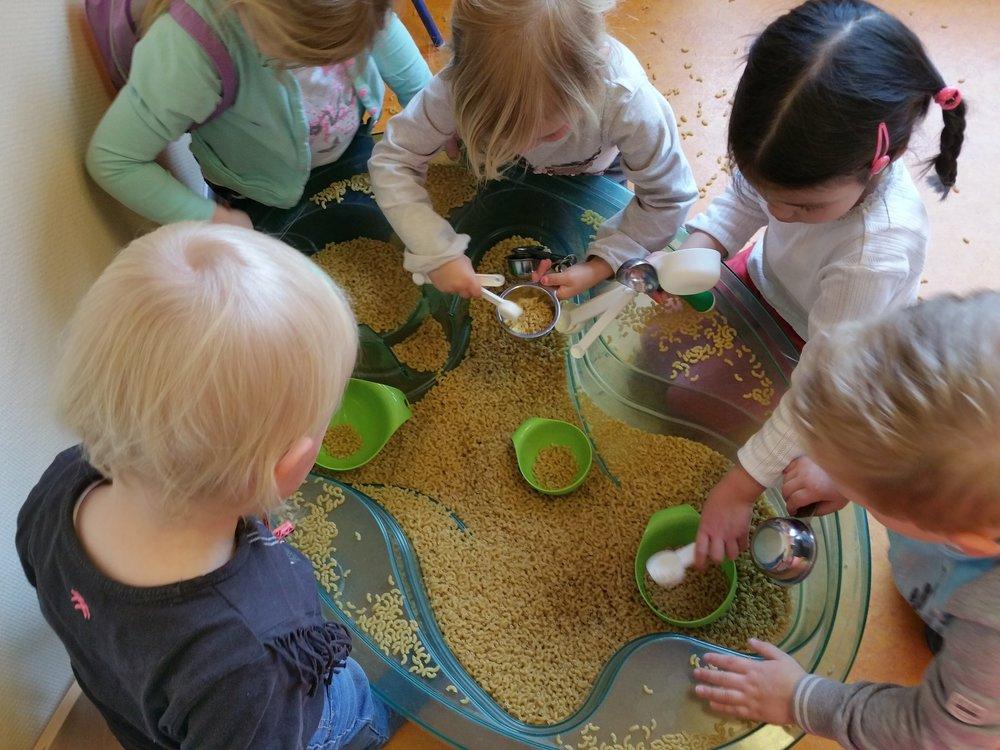 Peuter groep - 2,5 tot 4 jaar -Betekenis