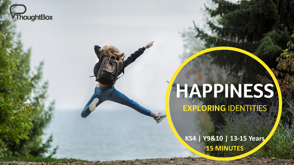 Free download - Click on the image to download our short 15 minute lesson on Happiness.