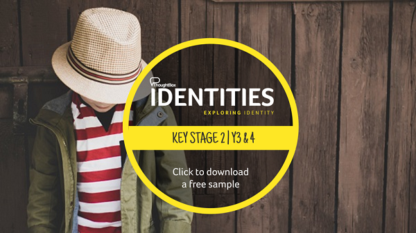 Free download - Click on the image to download our short Primary 15 minute lesson on Identities.