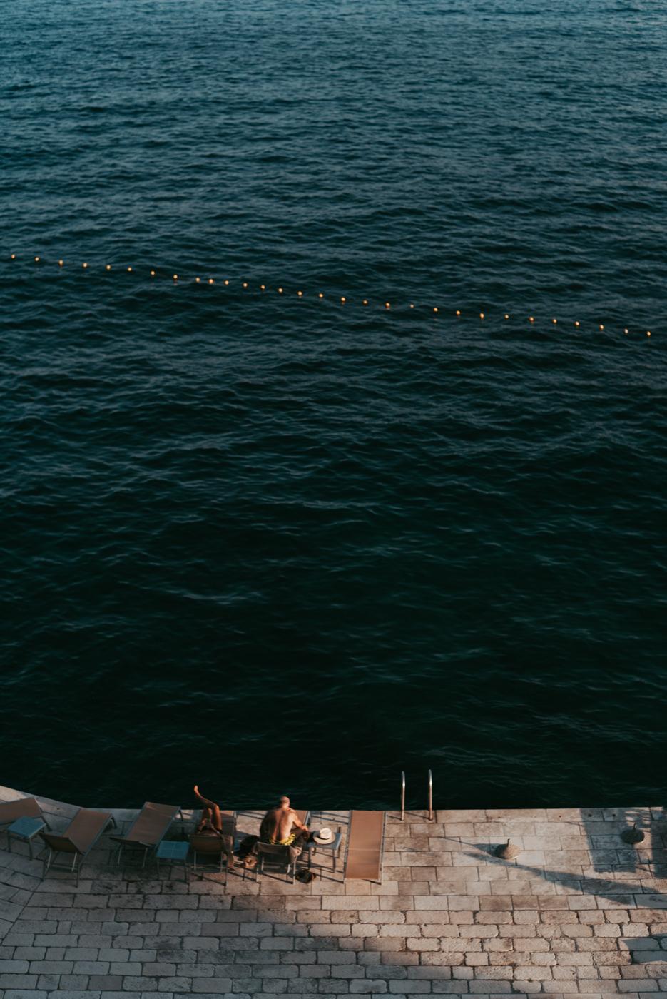 Piscina de mar