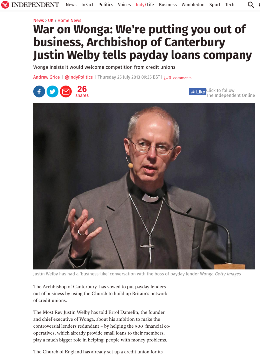 War on Wonga Indy headline.png