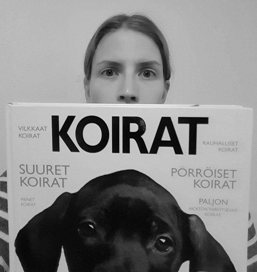 Saako äiti pelätä koiria, Kukkahattuäiti-blogi.jpg