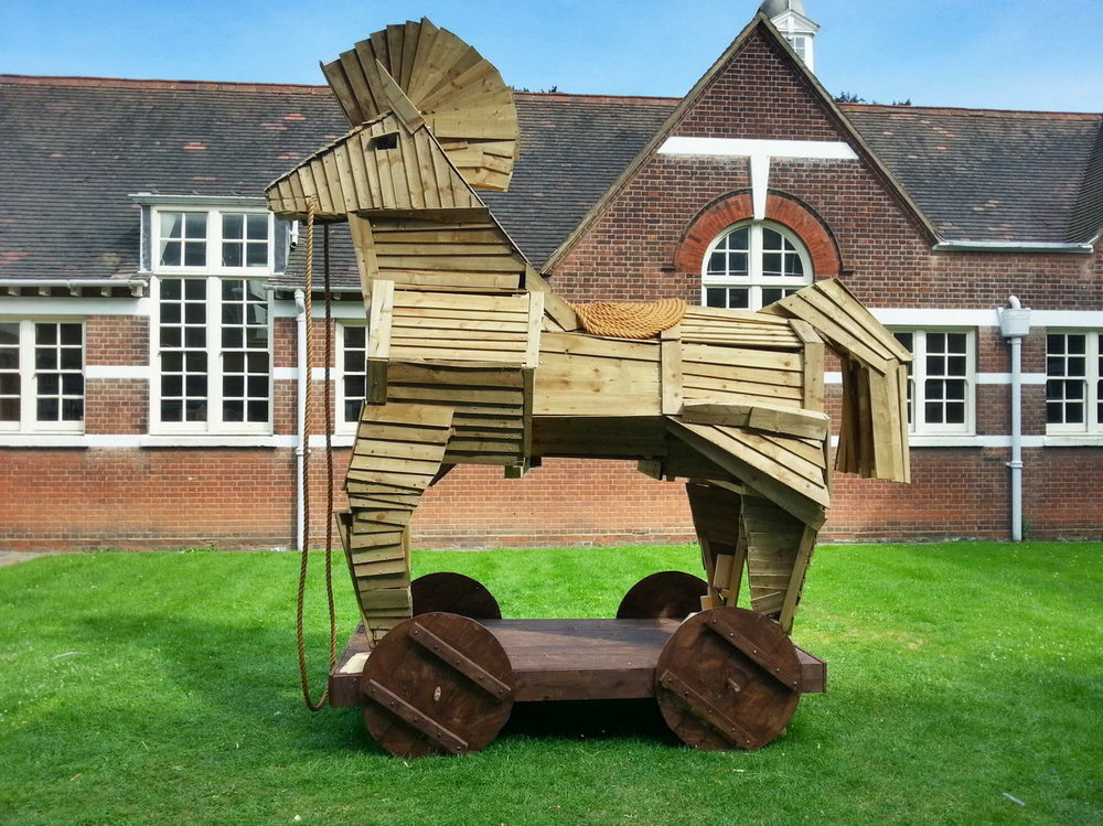 Trojan Horse  - 2014