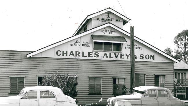 alvey-reels
