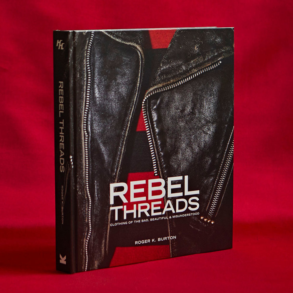 Rebel Threads Cover