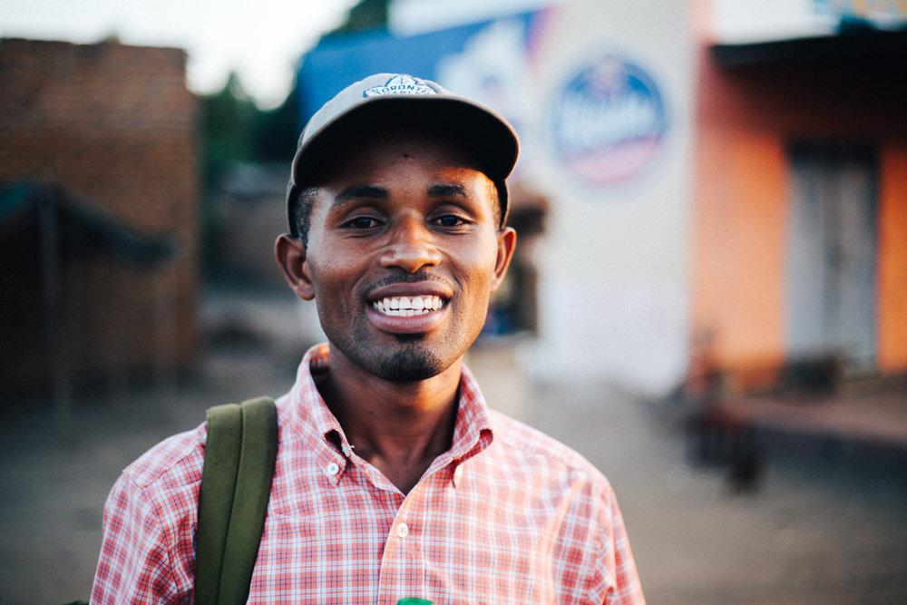 Didas Tumuramye   Program Coordinator | Uganda