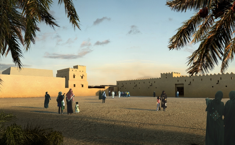 Al Qattara Arts Centre   Al Ain, United Arab Emirates