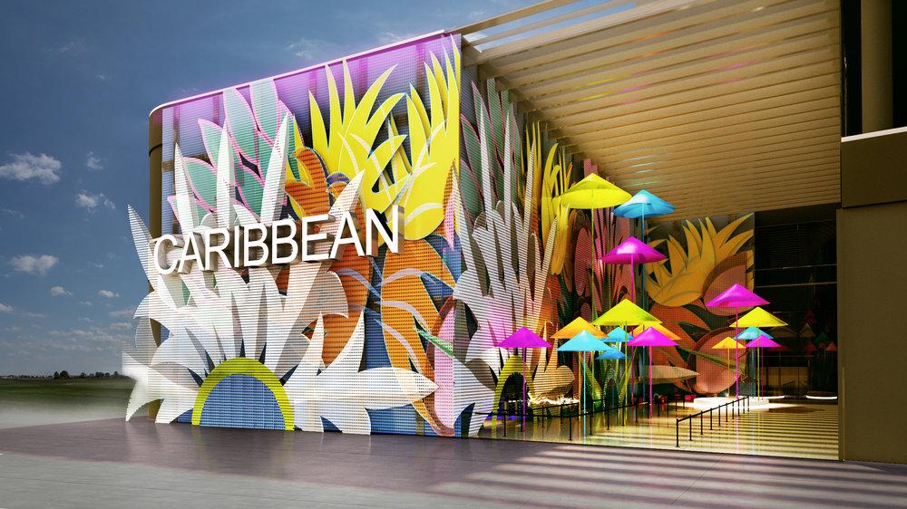 Caribbean Community Plaza EXPO 2017    Astana, Kazakhstan