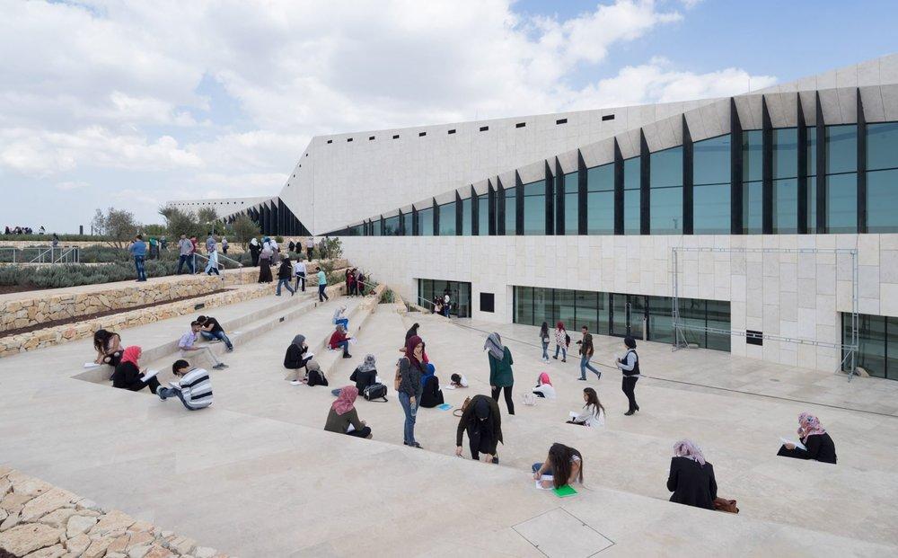 Palestinian Museum   Birzeit, Palestine