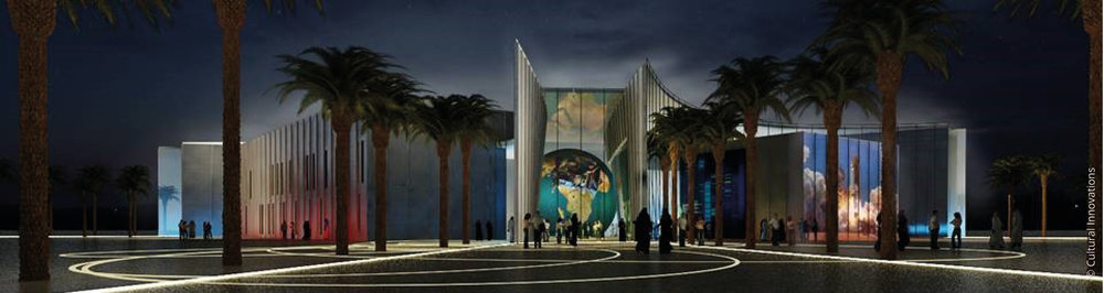 Saudi Science Centres © Cultural Innovations