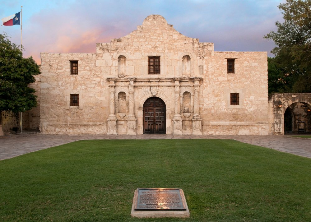The Alamo   San Antonio, United States
