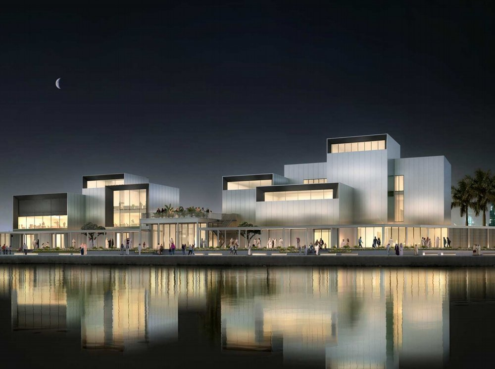 Jameel Arts Centre   Dubai, United Arab Emirates