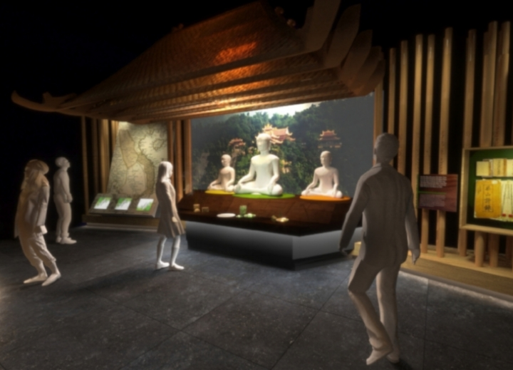 Exhibition of the Enlightened King