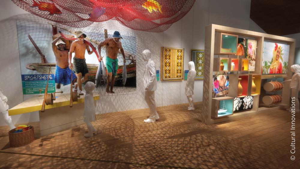 Maldives Cultural Centre  © Cultural Innovations