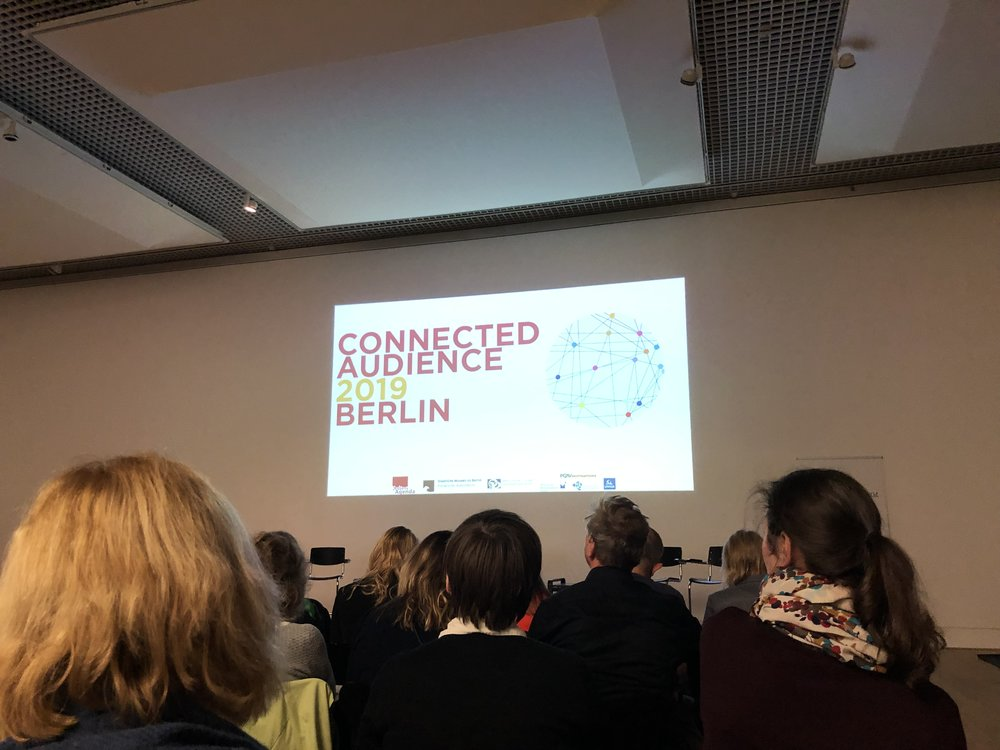 Connected Audiences Conference 2019 in Berlin