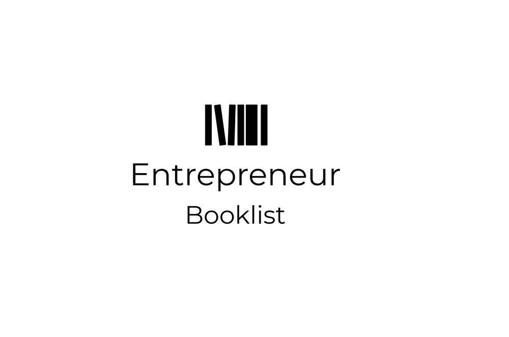 Entrepreneur Booklist