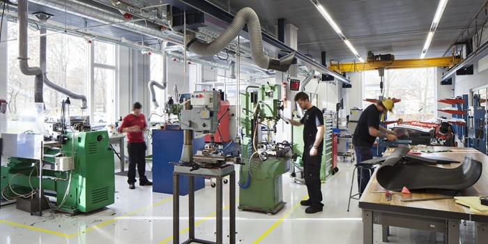 DTU´s prototyping facilities