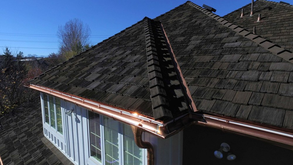 THE BEST ROOFING PRODUCT - Beautiful Wood LookImpact ResistantFire Resistant