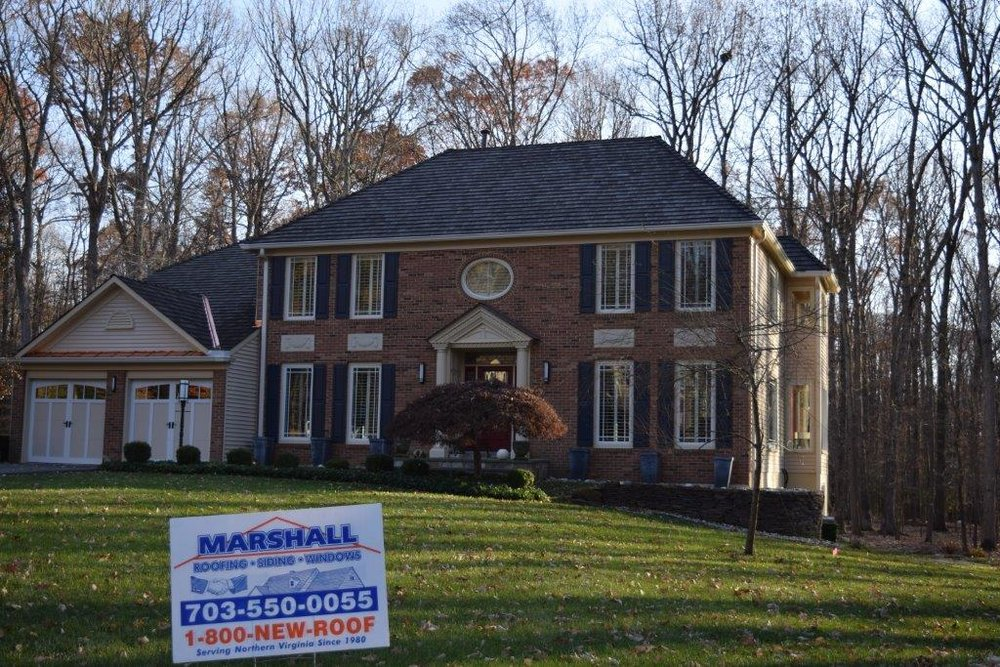 CeDUR roof installed by Marshall Roofing on beautiful Virginia home.jpg
