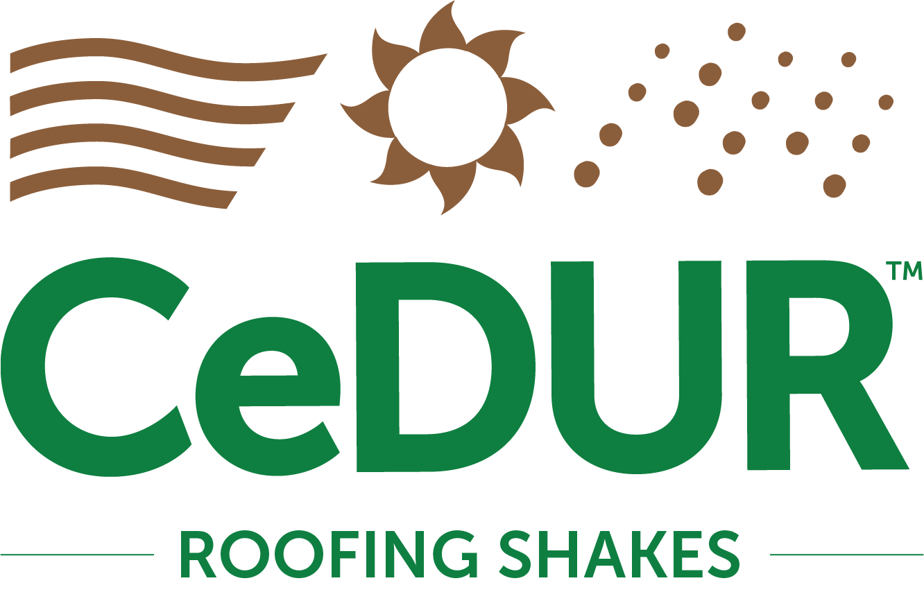 Synthetic Cedar Shake Roofing | Composite Faux Cedar Shake Shingles