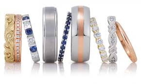 Wedding Bands  Remounts -
