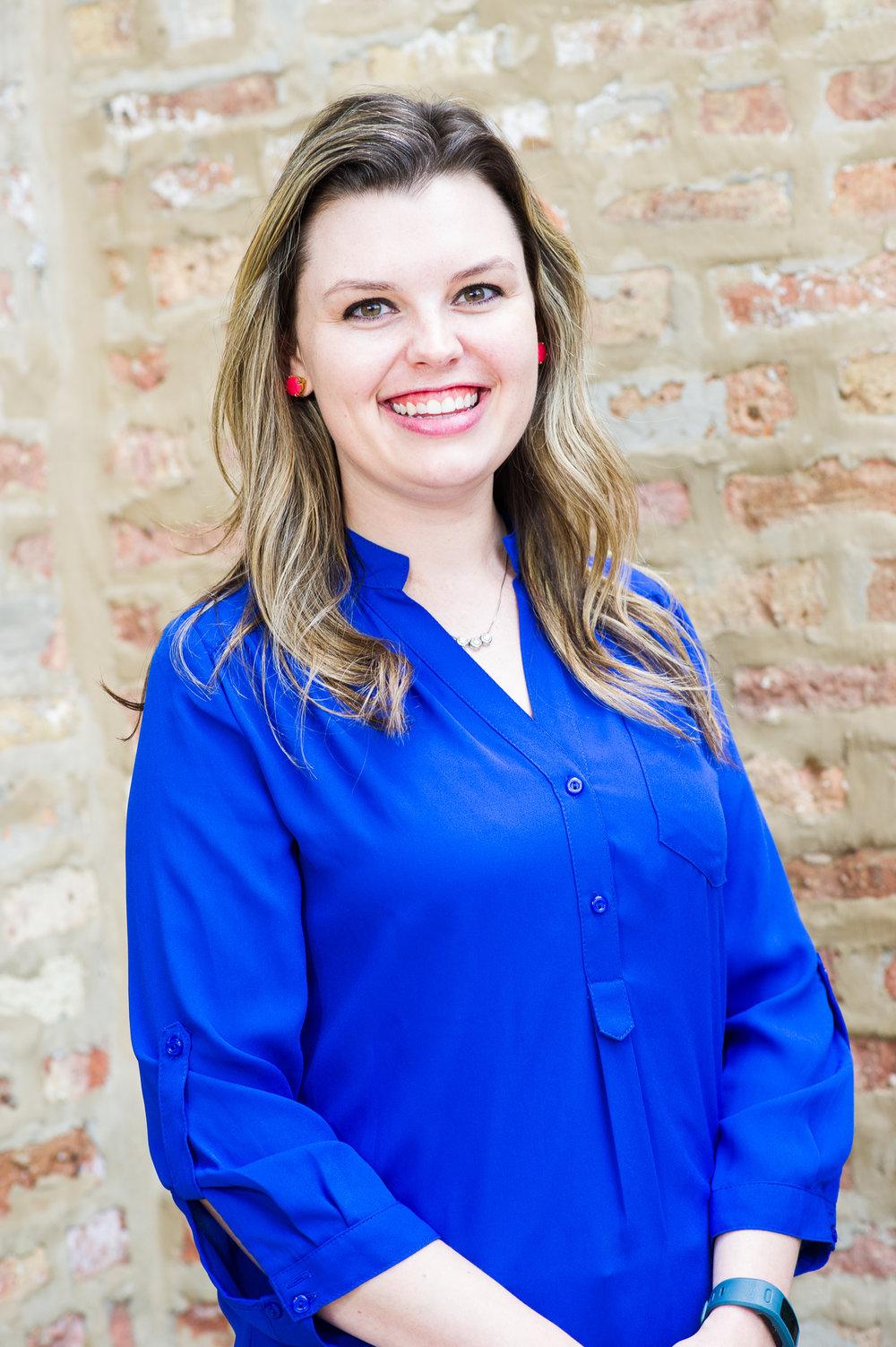 Sarah Ann Harsch - Client Care Coordinator