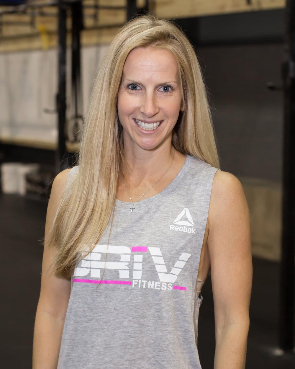 Alison Johnson, GM - CrossFit Course - Level 1